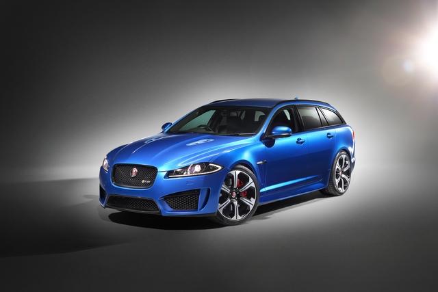 Jaguar XFR-S Sportbrake -  Für die adelige Hausfrau in Zeitnot