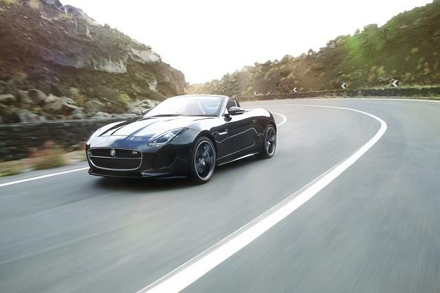 Jaguar F-Type - Nach E kommt F  (Kurzfassung)