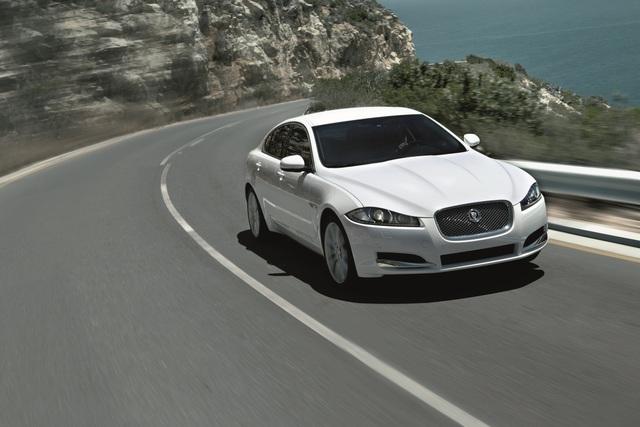Facelift Jaguar XF - Böser Blick und neuer Einstieg (Vorabbericht)