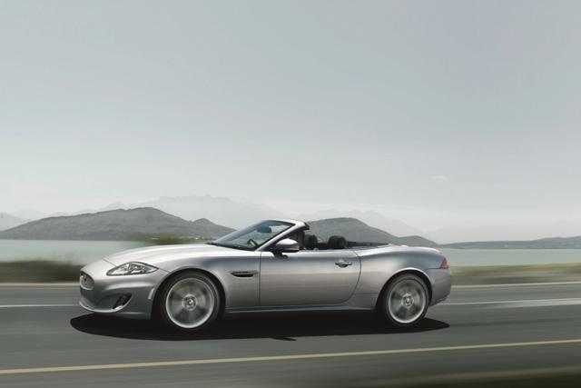 Jaguar XK - Für Rennstrecke und Boulevard (Kurzfassung)