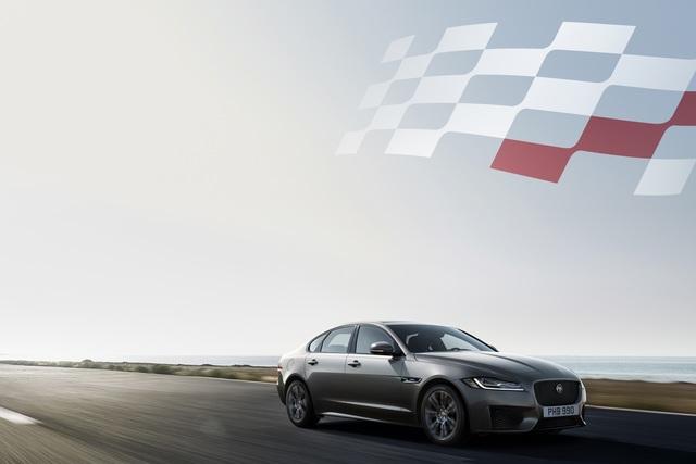 Jaguar XF Chequered Flag -  Business-Limousine mit mehr Extras