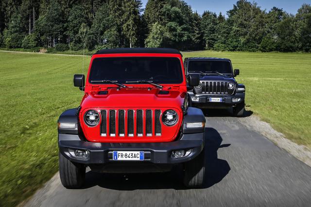 Fahrbericht: Jeep Wrangler - Ganz neu und doch der Alte