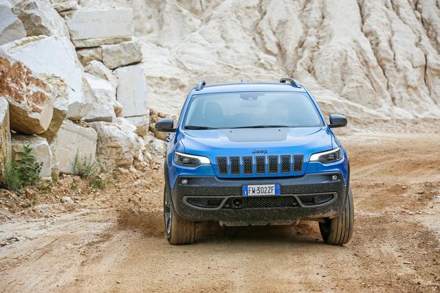 Fahrbericht: Jeep Cherokee & Wrangler 2,0 T-GDI - Turbo läuft, Turbo säuft nicht so viel
