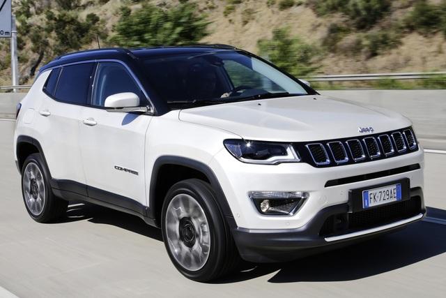Test: Jeep Compass 1.6 Multijet FWD - Freiheit fürs Fahrerknie