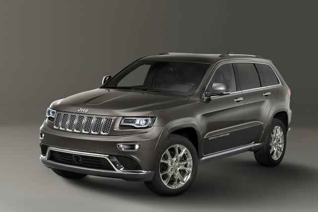 Jeep Grand Cherokee - Er kann auch Eco (Vorabbericht)