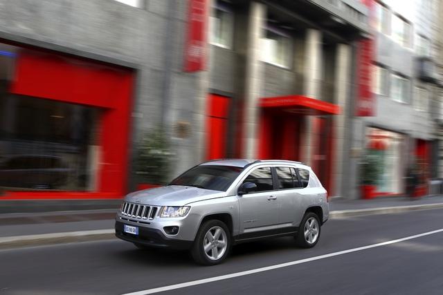 Jeep Compass - Wiederauferstehung auf Amerikanisch (Vorabbericht)