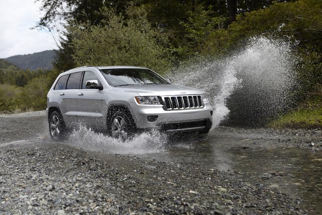 Jeep Grand Cherokee - Vierte Auflage des Geländegängers (Kurzfassung)