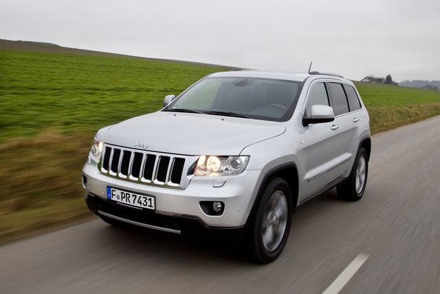 Jeep Grand Cherokee - Das SUV-Urgestein lebt (Vorabbericht)