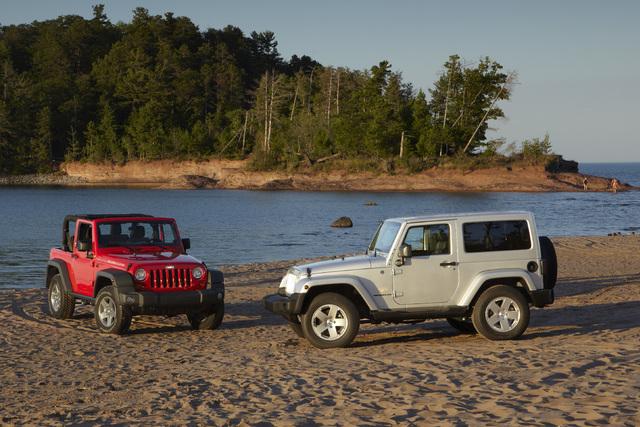 Jeep Wrangler - Geländewagen mit neuem Diesel