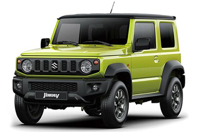 Suzuki Jimny - Ganz der Alte