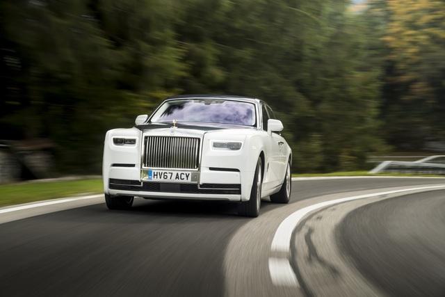Fahrbericht: Rolls-Royce Phantom - Willkommen auf Wolke acht