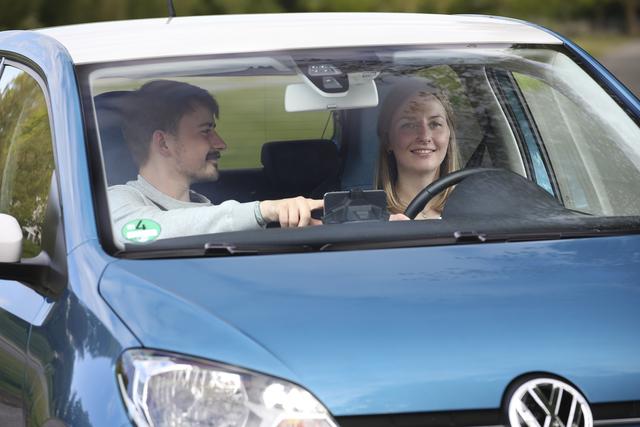 Ratgeber: Umweltplakette  - Freie Fahrt in der Umweltzone