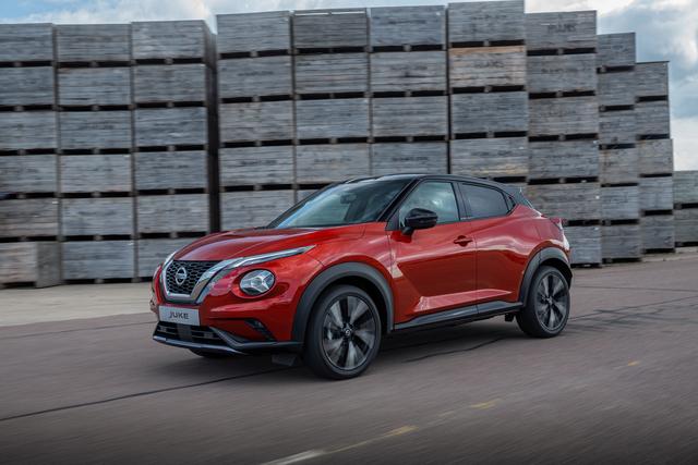 Fahrbericht: Nissan Juke - Vom Außenseiter zum Allrounder