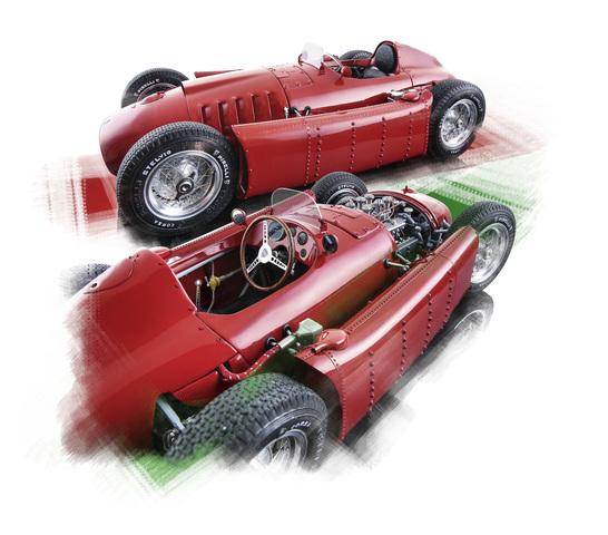 Modellauto-Oscars - Auszeichnung für Mini-Lancia