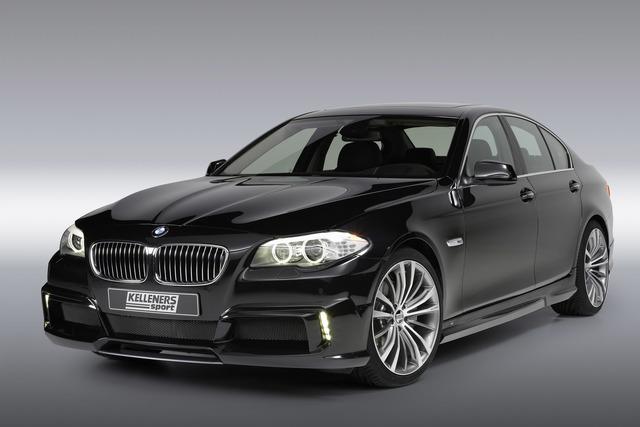 BMW Tuning - Mit Chip und Schürze