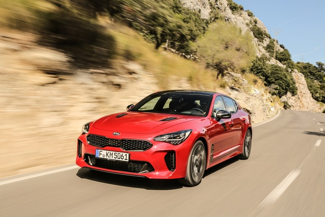 Test: Kia Stinger - Der Korea-Kracher