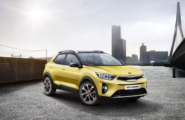 Kia Stonic Dream-Team-Edition  - Auto hoch, Preis runter