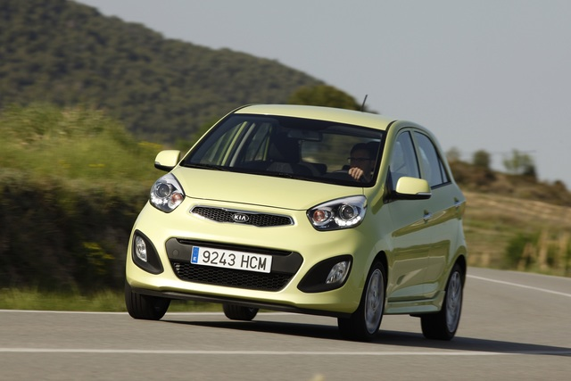 Alternativer Antrieb - Autogas für fast alle Kia-Modelle