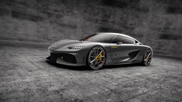 Koenigsegg Gemera  - Vier für vier