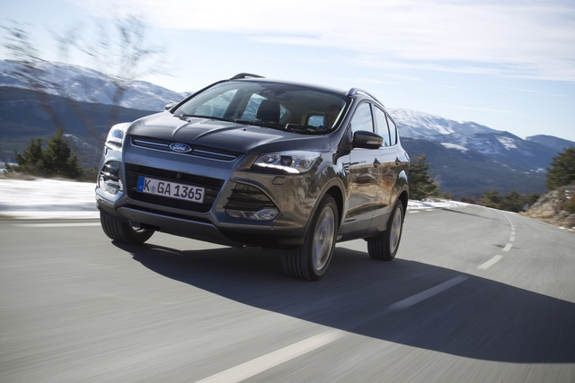 Meistverkaufte Modelle nach Segmenten - Ford vor Opel