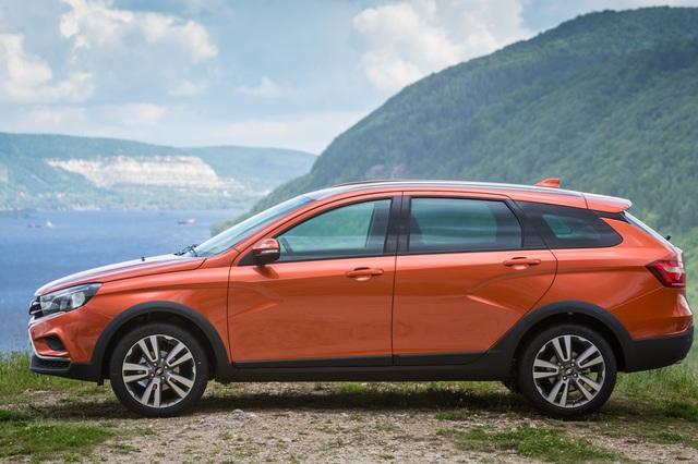 Lada Vesta SW - Top-Modelle zum Sonderpreis