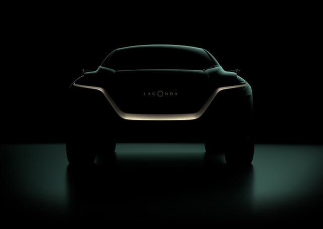 Aston Martin Lagonda All-Terrain Concept - Futuristisches Elektro-SUV