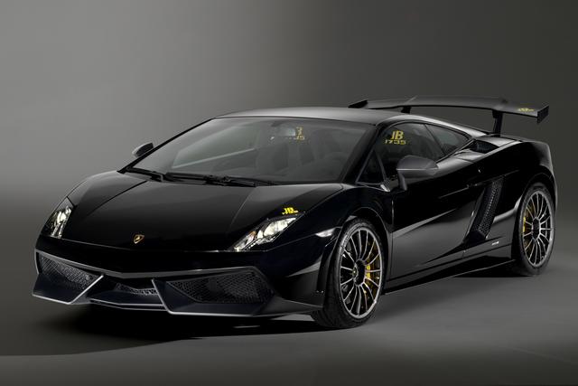 Lamborghini Gallardo Blancpain Edition - Die Leichtigkeit des Scheins