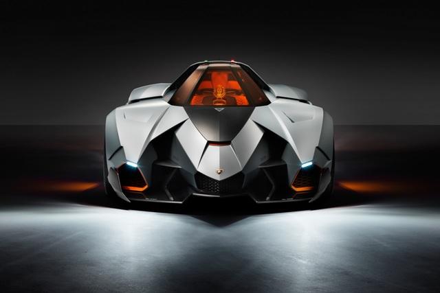 Lamborghini Egoista - Nichts für Angeber
