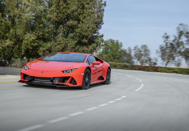 Fahrbericht: Lamborghini Huracan Evo - Mehr als nur Evolution
