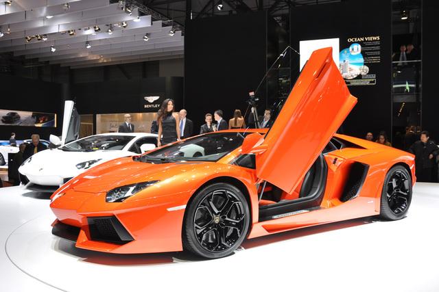 Genfer Autosalon Sportwagen und Tuner - Es wird leicht