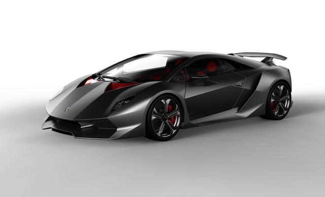 Lamborghini Sesto Elemento - 999 Kilo Power für die Rennstrecke