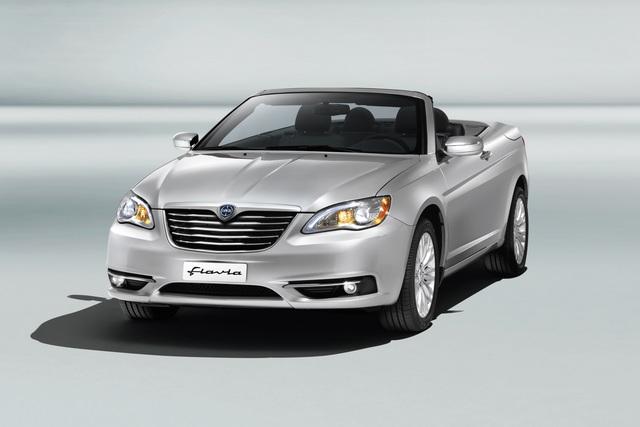 Lancia Flavia - Dolce Vita mit US-Einschlag (Vorabbericht)