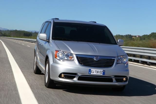 Lancia Voyager - In neuen Gewändern (Kurzfassung)