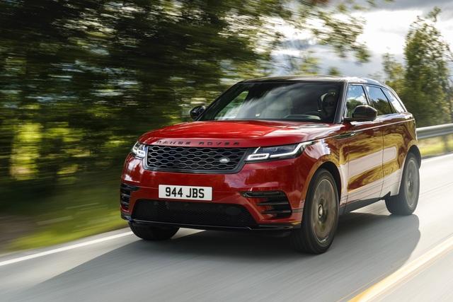 Test: Range Rover Velar - Die feinere englische Allrad-Art