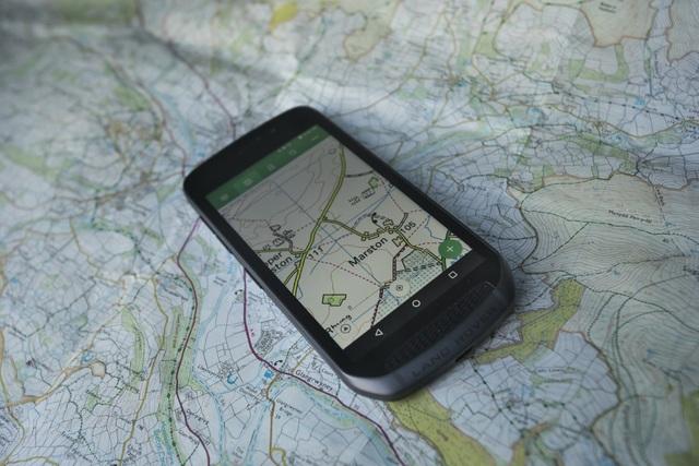 """Land Rover """"Explore"""" - Smartphone für Abenteurer"""
