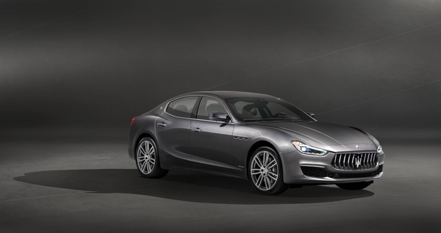 Maserati Ghibli GranLusso  - Optische und technische Feinheiten