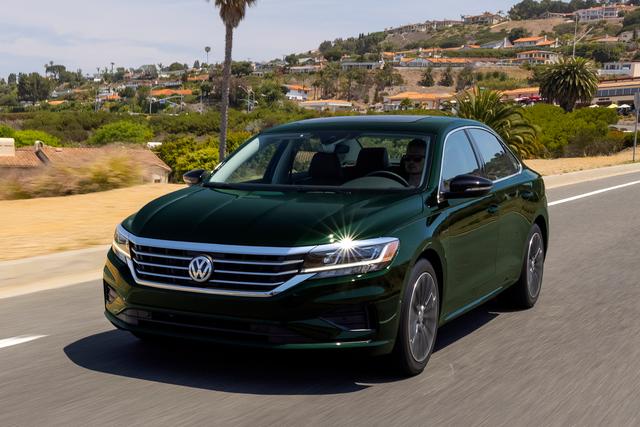 VW Passat  - US-Abschied nach fast 50 Jahren