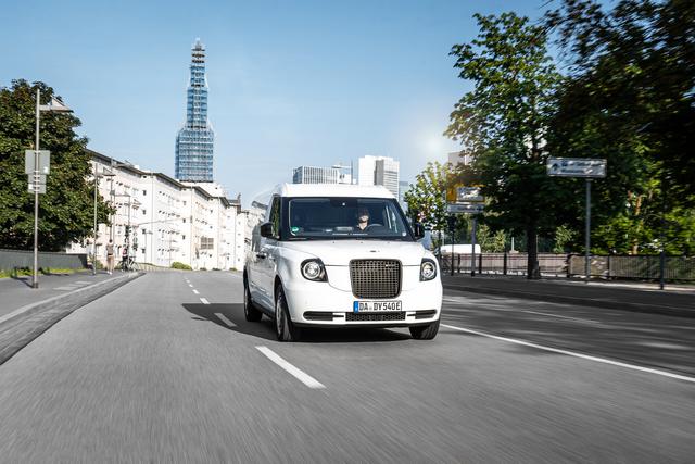 Fahrbericht: E-Transporter LEVC VN5 - Der Volvo-Van mit Taxi-Genen