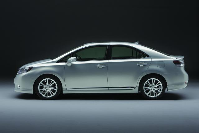 Lexus Rückruf in den USA: 17.000 HS 250h betroffen