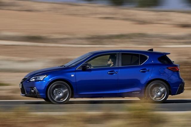 Fahrbericht: Lexus CT 200h und NX 300h - Facelift für zwei Exoten