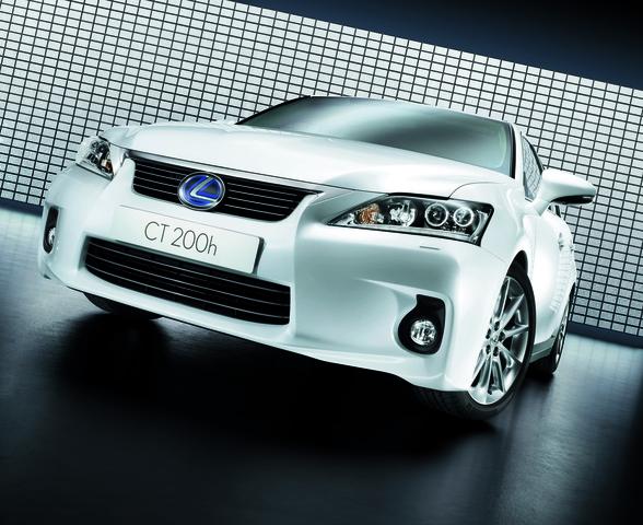Mehr Hybride von Lexus