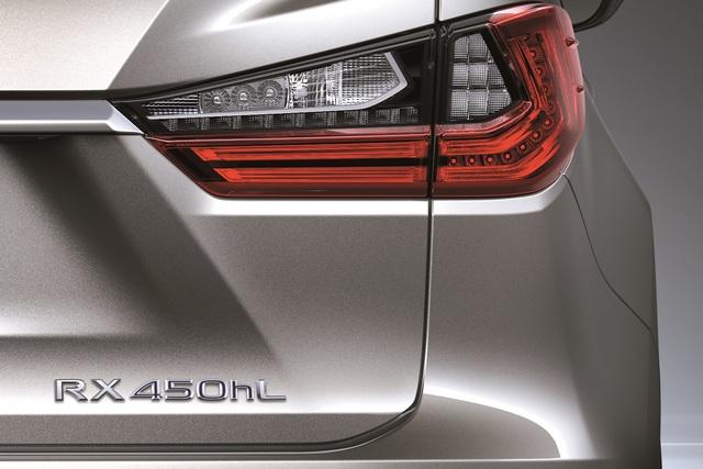 Lexus RX 450h L - Frisch von der Streckbank