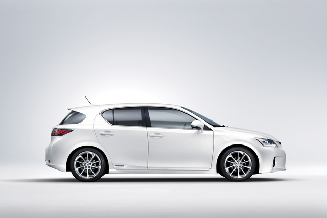 Lexus CT 200h - Kleiner Luxus (Vorabbericht)