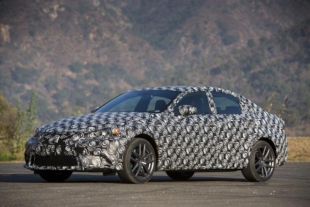 Lexus IS - Auf den Spuren des bayerischen Vorbilds