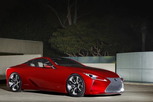 Toyota-Sportwagen - Mit Hybrid in Porsche-Dimensionen