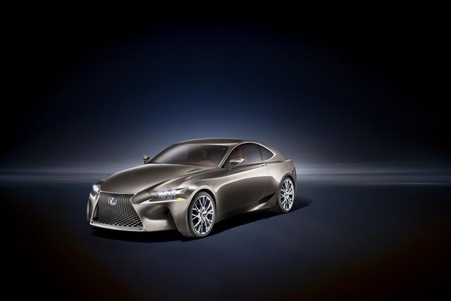 Lexus IS - Mehr Luft für den Hybrid