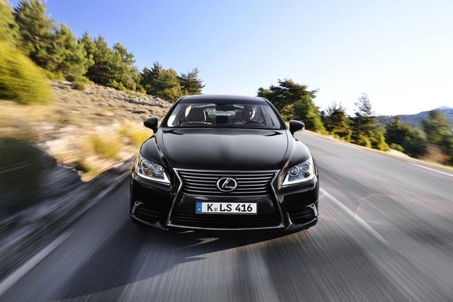 Klimaanlage im Lexus LS - Schnell, zugfrei und angenehm feucht