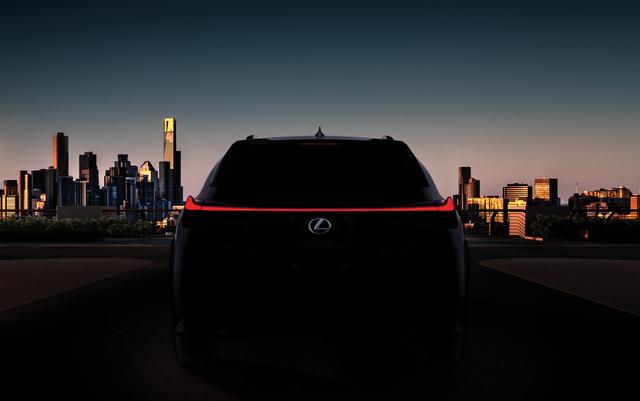 Lexus UX -  Neuer Angriff in der Kompaktklasse