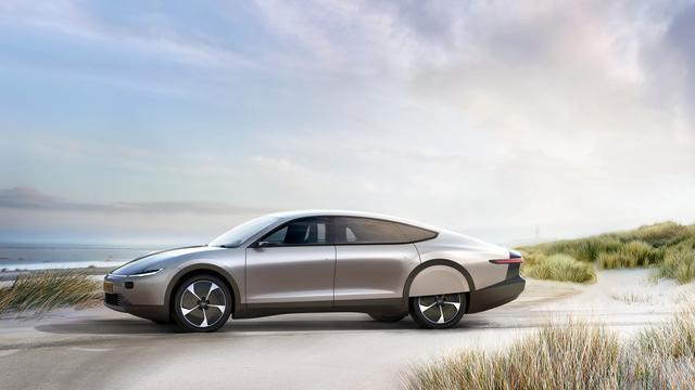 Lightyear One - Solarmobil für die Langstrecke