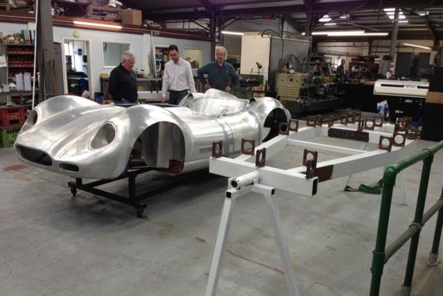Lister Motor Company - Rückkehr der Renn-Jaguars